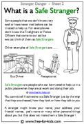 Safe stranger